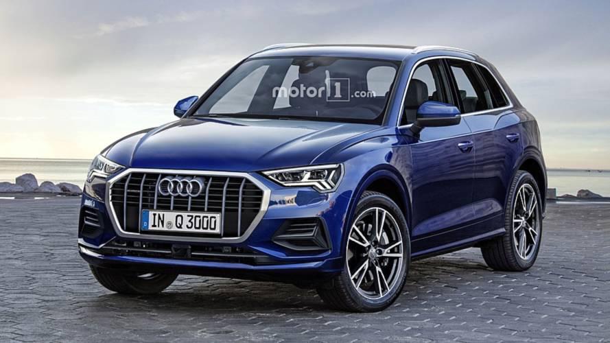 Le nouvel Audi Q3 pourrait ressembler à ça !