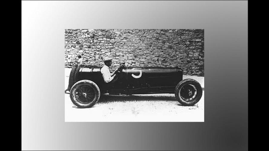 Maserati: Eine Geschichte im Zeichen des Dreizacks