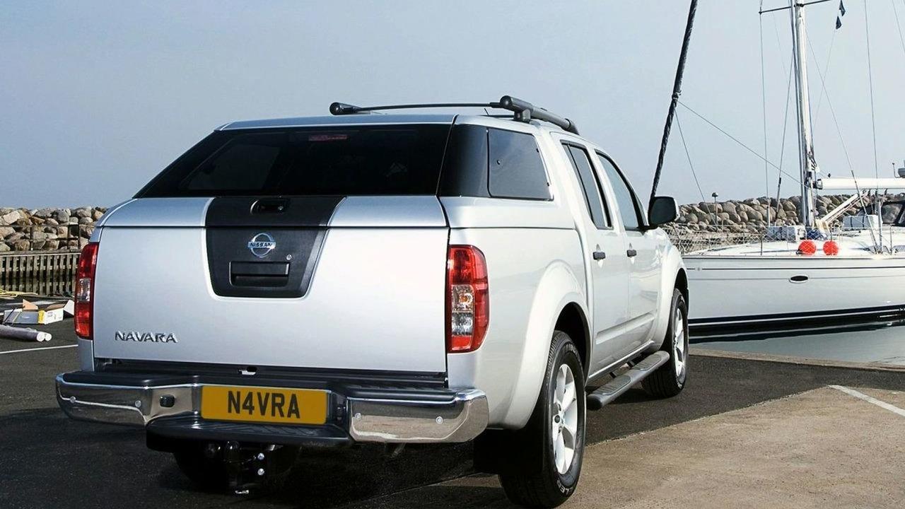 Nissan Navara Aventura X-Back