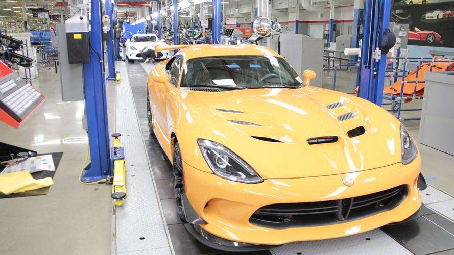 Dodge Viper - Son ancienne usine transformée en musée