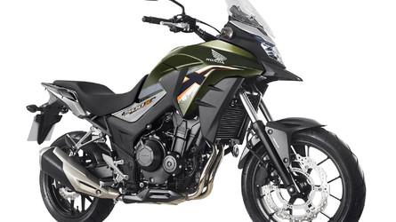 Honda lança linha CB500 2018 com novos grafismos e... mais barata!