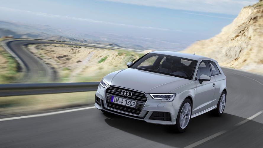 Une inédite Audi TTC pour remplacer l'A3 ?
