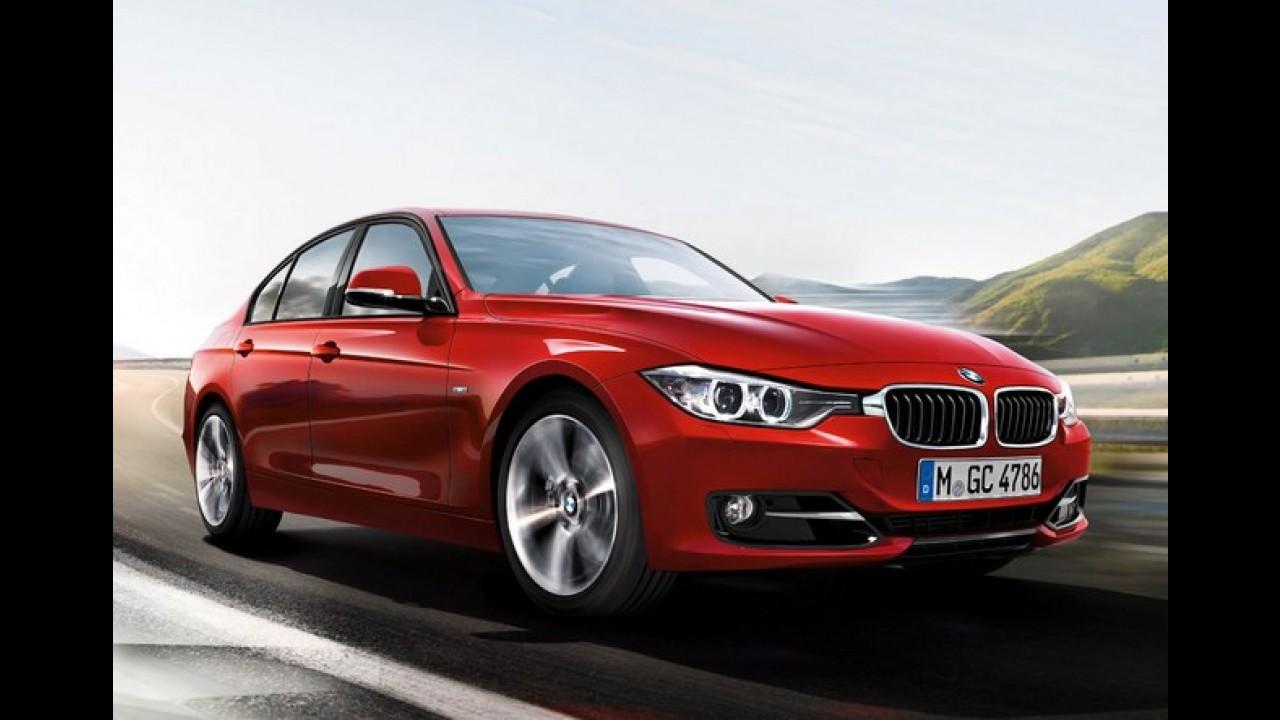 Sedãs Premium: A3 Sedan lidera com novo recorde de vendas