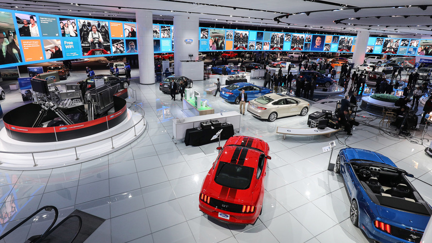 Burgess: Why the Detroit Auto Show will always be a spectacle