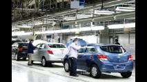 Mercado: vendas caem 26% em 2015; GM diminui vantagem da líder Fiat