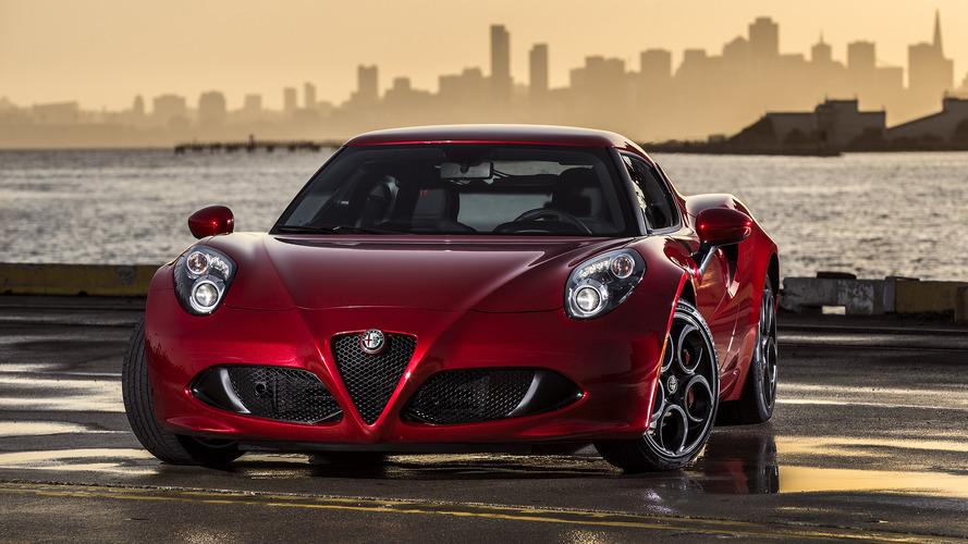Kikerül a kínálatból az Alfa Romeo 4C