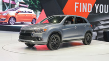 2017 mitsubishi outlander sport limited edition: Chicago 2017
