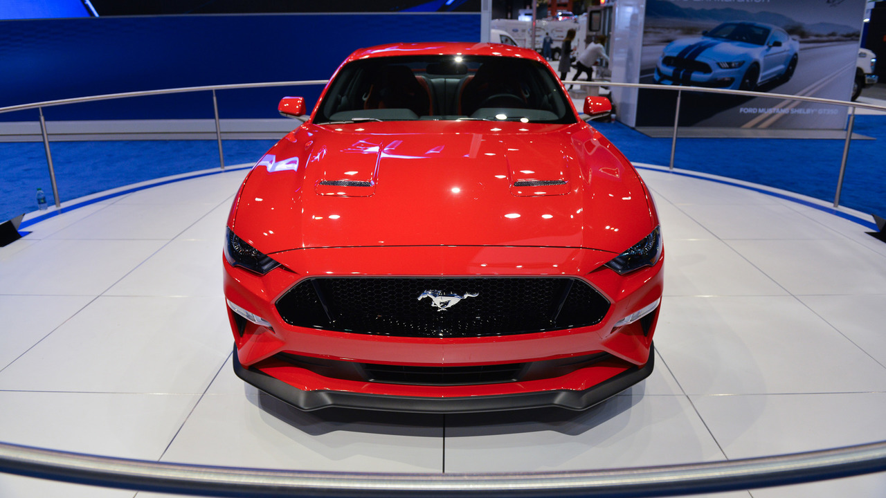 Ford Makes Mustang Start Button Pulse Like Horse's Heart