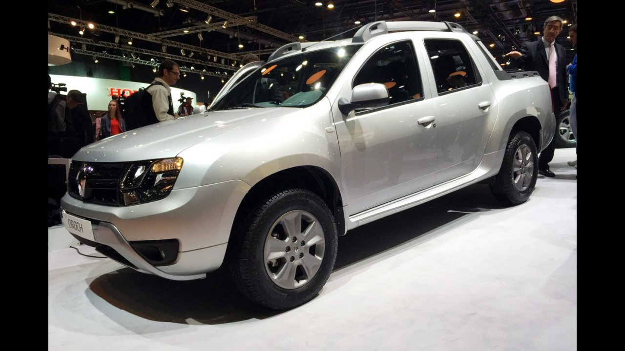 Buenos Aires: Renault apresenta a inédita picape Duster Oroch