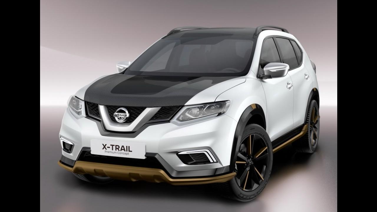 """Nissan Qashqai poderá ter versão """"premium"""" para encarar BMW X1 e Audi Q3"""