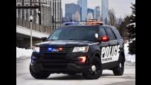 Ford Police Interceptor 2016 fica mais ágil com modo