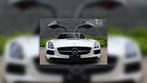 Mercedes SLS Black Series