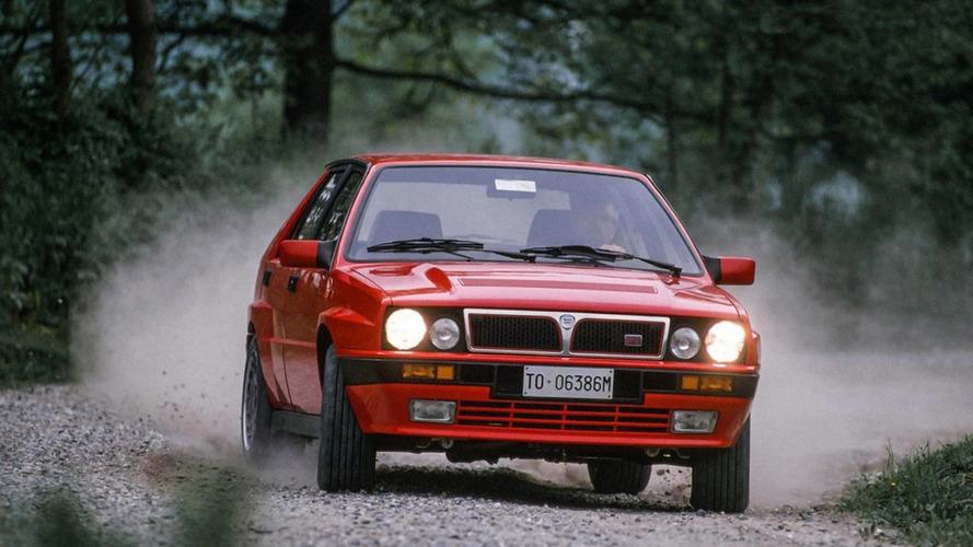 Klasik reklamlar: Lancia Delta Integrale