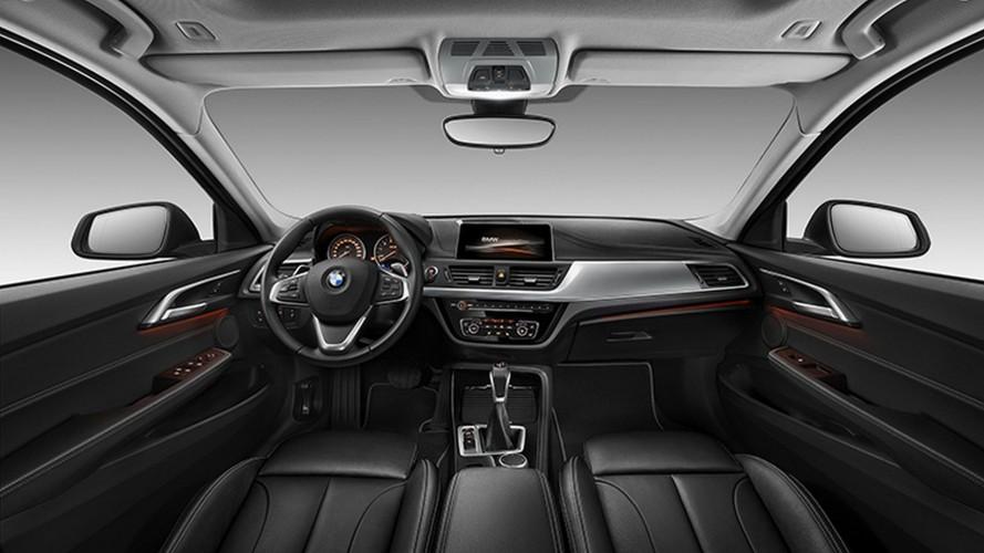 BMW Série 1 Sedan tem a primeira foto oficial do interior divulgada