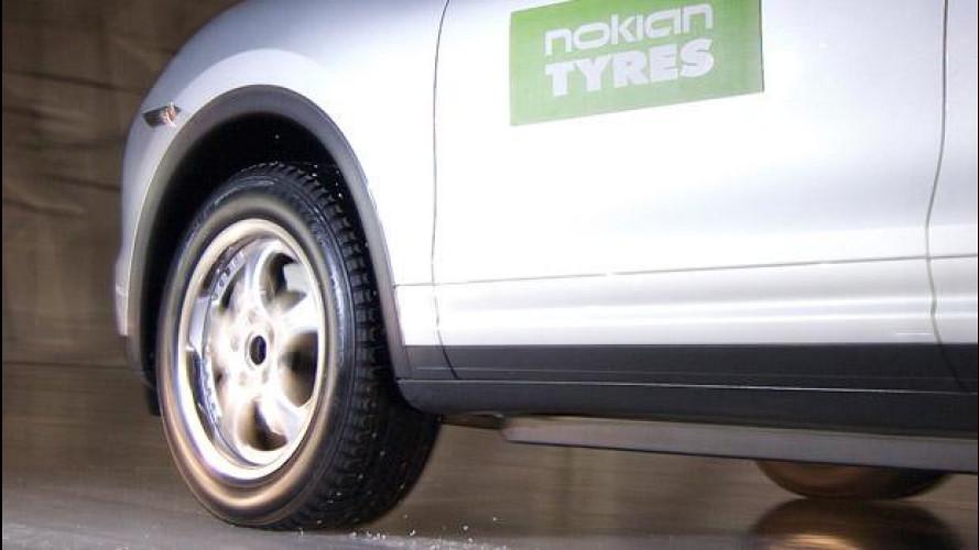 Nokian inventa le gomme invernali con chiodi retrattili