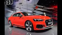 Audi al Salone di Ginevra 2017