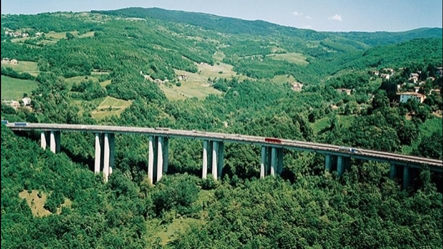 Autostrada A1 Panoramica chiusa per il Giro d'Italia, 3 cose da sapere