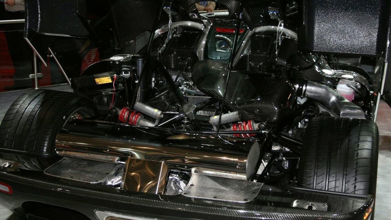 Koenigsegg CCXR Edition at Geneva