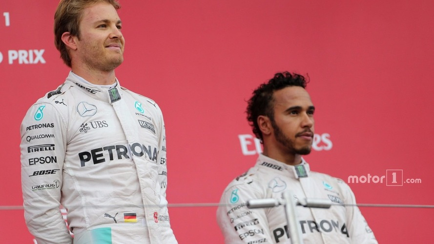 Rosberg 'hasn't seen any self destruction' in Hamilton