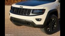 Jeep Grand Cherokee EcoDiesel Trail Warrior Concept
