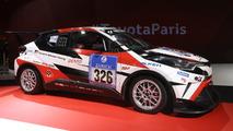 2017 Motorsports araçları Paris Otomobil Fuarı