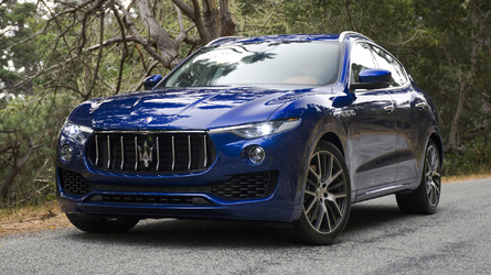 Maserati Open To One More SUV