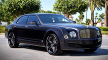 Bentley Mulsanne Sinjari by Mulliner