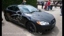 Jaguar XF-R 2010 - Versão nervosa do sedã aparece no Festival de GoodWood