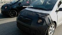 Toyota Yaris Spy Photos
