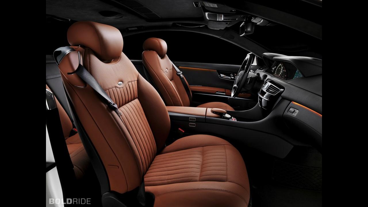 Mercedes-Benz CL-Class Grand Edition
