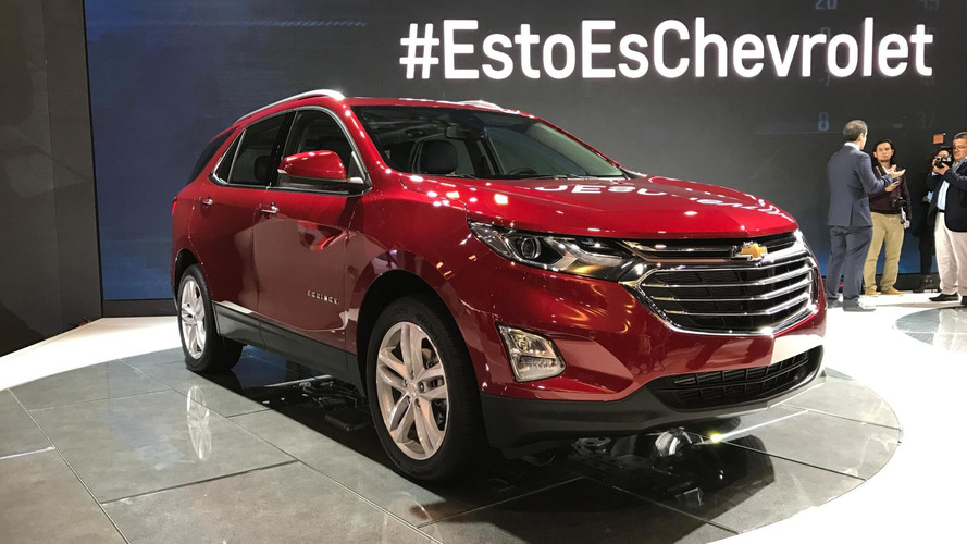 Chevrolet Equinox já está no site brasileiro - Confira itens de série