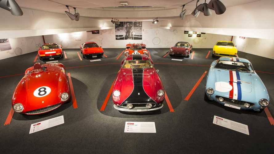Ferrari Opens New Exhibitions At Maranello Museum