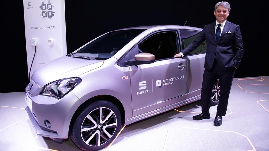 SEAT e-Mii Prototype
