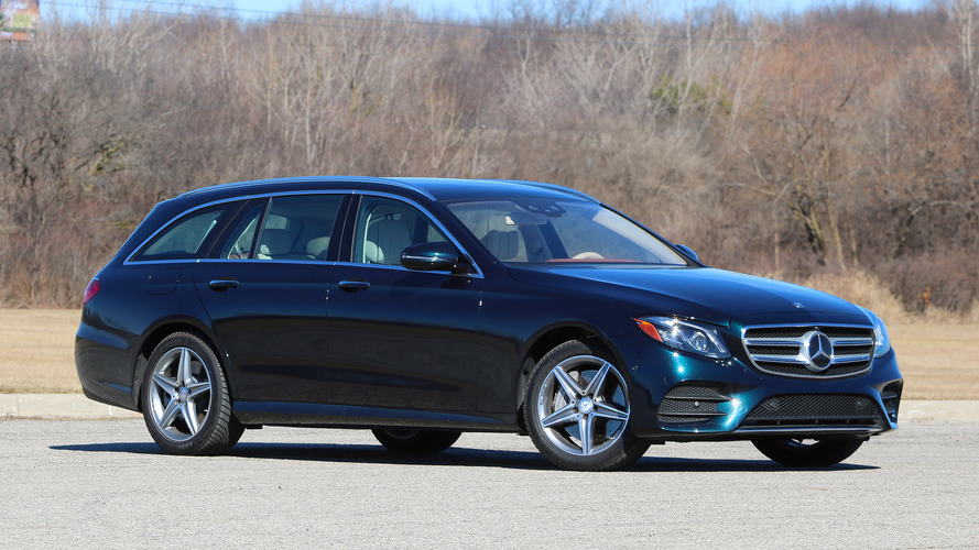 İnceleme: 2017 Mercedes-Benz E400 Wagon