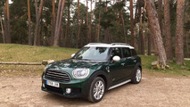 Prueba express MINI Cooper D Countryman 2017