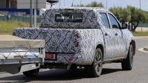 Mercedes Clase X 2017 fotos espia