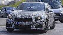 2019 BMW 1 Serisi casus fotoğraflar
