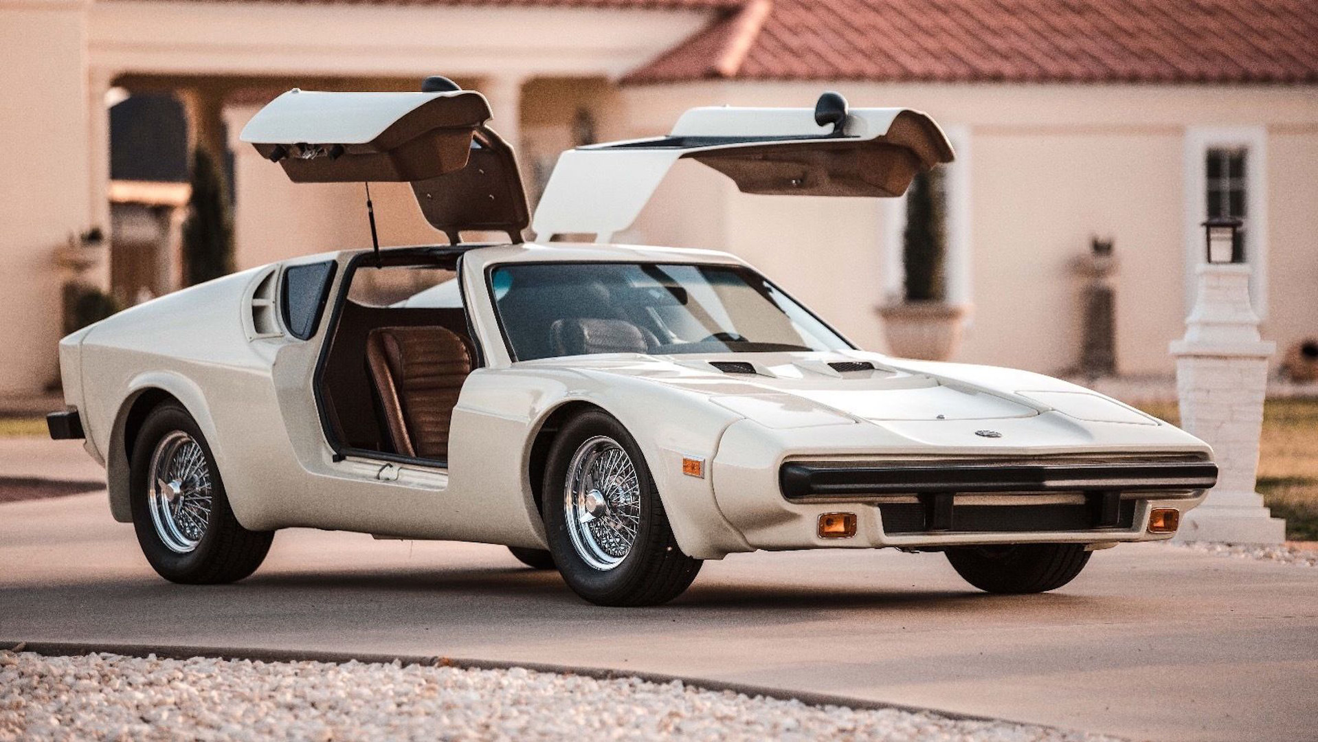 Buy This VW Kit Car For Cheap, Fulfill Your \'70s Sports Car Dreams