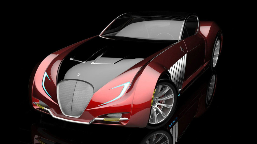 Godsil Reveals Manhattan V16 Ultra-Luxury Coupe, Runs On CNG