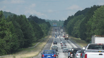 Cruisin down the highway / Copyright The_Gut Creative Commons