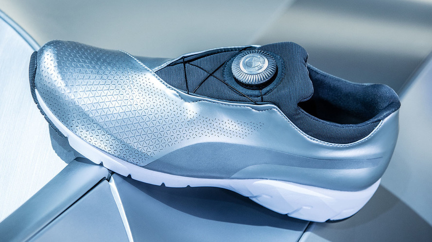 Puma interprets the BMW GINA Light concept as a shoe