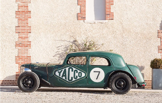Buy This Beautiful Citroen Race Car, Be the Coolest Guy at the Dirt Track