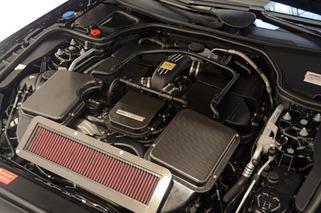BRABUS 800 Roadster is SL 65 AMG on Performance Enhancers