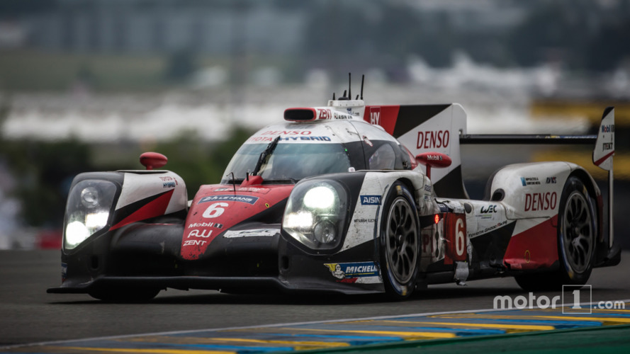 Le Mans 24 Hours: Race (Live Commentary)