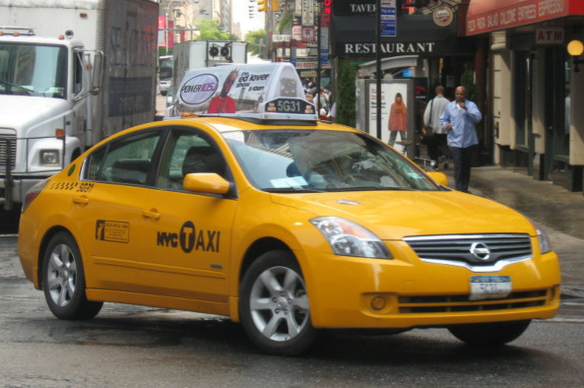 Will the Taxi Cab Theater Become one of NYC's Best New Attractions?