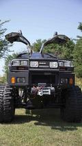 Rich Weissensel's DeLorean collection 30.07.2013