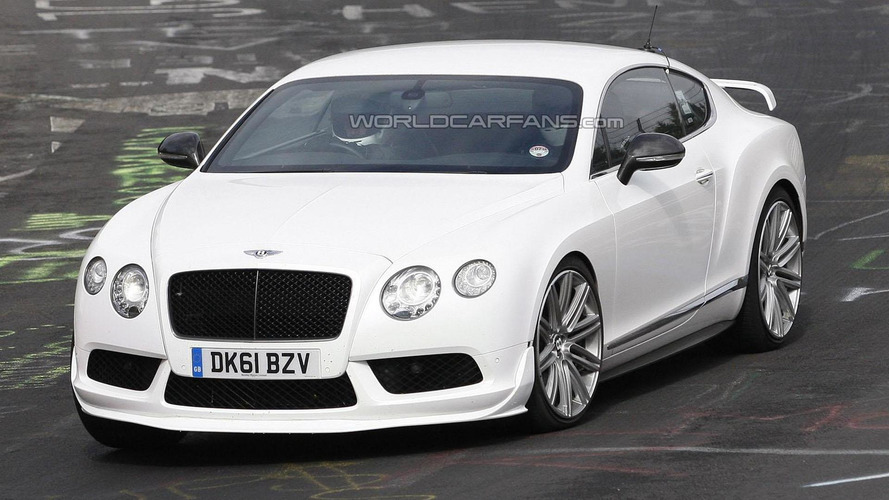 Bentley Continental GT high-performance version heading to Goodwood with 700 bhp - report