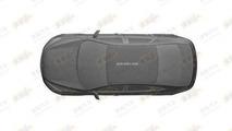 Ford Escort patent photo