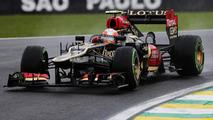 Romain Grosjean 22.11.2013 Brazilian Grand Prix
