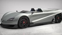 Nissan Kaze rendering